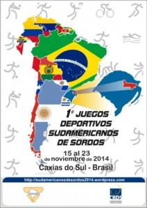 Cartaz Sulamericano